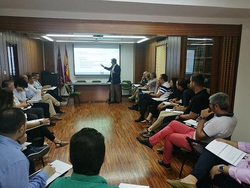 Curso » Fases del Proceso de Venta y Motivación para los Agentes Comerciales».